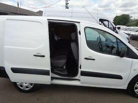 Peugeot Partner 716 S 1.6 Hdi 92 Crew Van DIESEL MANUAL WHITE (2014)