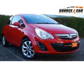 Vauxhall/Opel Corsa 1.2i 12v ( 85ps ) ( a/c ) 2012.5MY Active