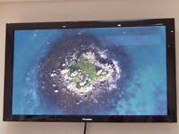 "Pioneer KURO PDP-LX508XD 50"" 1080p Plasma TV with wall bracket"