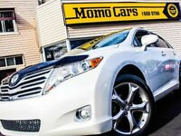 2011 Toyota Venza AWD V6+Leather+Moonroof! ONLY $161/bi-weekly!