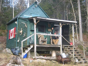 Camp for Sale  on Hanson Long Lake