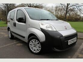 Fiat Qubo 1.3 Multijet 16v Active 5dr SPACIOUS SEATING LARGE BOOT £3000