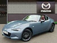 2020 Mazda MX 5 RF 2.0 Skyactiv G Gt Sport Tech Convertible 2dr Petrol Manual s/