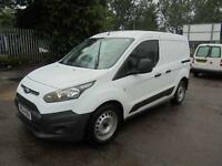 Ford Transit Connect L1 1.6 Tdci 75Ps Van DIESEL MANUAL WHITE (2015)