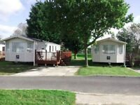 STATIC CARAVANS FOR SALE AVAILABLE OCTOBER @ FLAMINGOLAND