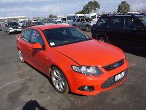 **WRECKING** 2011 Ford Falcon XR6 Petrol - ASK 4 PARTS VIA SMS Coburg North Moreland Area Preview