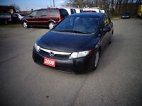 2008 Honda Civic PRICE REDUCED!! 4 CYLINDER!!!