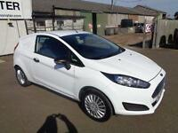 Ford Fiesta 1.4TDCI 70PS VAN DIESEL MANUAL WHITE (2013)