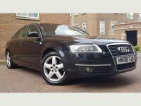 Audi A6 Saloon 2.4 SE Saloon 4dr Petrol CVT ((FSH+W.MILEAGE+IMMACULATE))