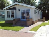 RESIDENTIAL PARK HOME CHALET BUNGALOW FOR SALE BRAND NEW