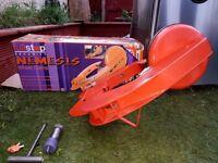 Nemesis full stop caravan wheel clamp
