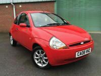 2008 (08) Ford ka 1.3 zetec climate 46,000 miles immaculate condition throughout