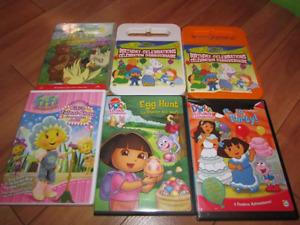 Lot DVD pour enfant