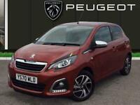 2021 Peugeot 108 1.0 Collection Hatchback 5dr Petrol s/s 72 Ps Hatchback PETROL