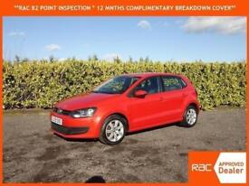 2010 Volkswagen Polo 1.4 AUTOMATIC ( 85ps ) DSG SE ONLY 33K NEW CAMBELT/WPUMP