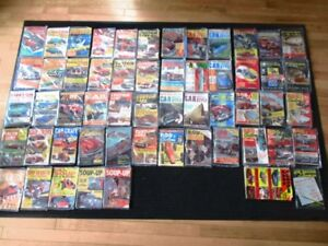 1950's Hot Rod, Soup Up, Car Speed & Style magazines