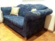 Blue classy sofa / couch / lounge Campsie Canterbury Area Preview