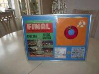 Chelsea Football Club V Leeds United FA Cup Final Presentation
