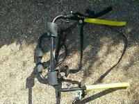 Bike rack tenner