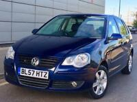 2008 Volkswagen Polo 1.4 -- Automatic -- Part Exchange Welcome --- Drives Good