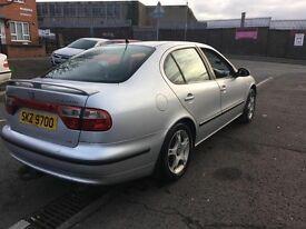 Seat Toledo 2004 150bhp 6 speed standard! Must go