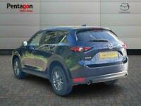 2018 Mazda CX 5 2.0 Skyactiv G Se L Nav Suv 5dr Petrol s/s 165 Ps Estate PETROL
