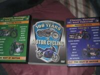 Motorcycle DVDs