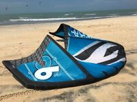 F-One Bandit 2014 (VII edition) Blue 6 m2