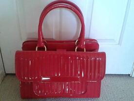 Brand New Red Ted Baker Bag