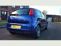 2008 Fiat GRANDE PUNTO 1.2 DUB ~ ONE OWNER SINCE 2012 - 10 MONTHS MOT, 2 KEYS, ALLOY WHEELS