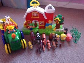 Farmyard set