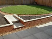 Fencing Services, Slabbing, Landscaping, Tree Surgery, Garden, Block Paving, Brick Laying, Turfing