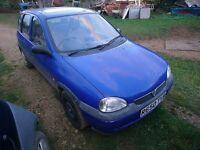 Vauxhall Corsa 1.4 1997