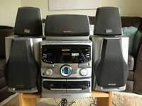 Sharp surround hifi 5 speaker