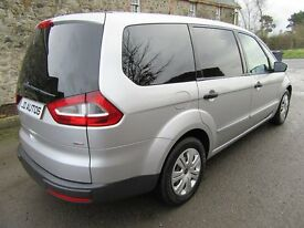 FORD GALAXY 7 SEATER SILVER