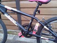 BMX avigo bicycle for girls GBP 55 ONO
