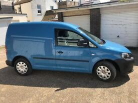 VW Caddy C20 Plus TDI (1600cc) (no vat)