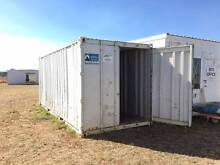 4 x 20ft Shipping Containers ($2,500 each ex GST) East Wagga Wagga Wagga Wagga City Preview