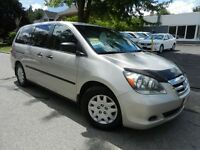 2007 Honda Odyssey LOADED / 7 PASS / VERY CLEAN - LOW KMS