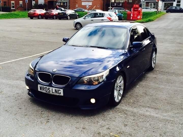 bmw 530d msport 2005 diesel in dewsbury west yorkshire gumtree. Black Bedroom Furniture Sets. Home Design Ideas