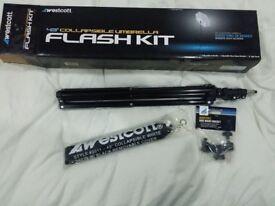 Westcott Collapsible Umbrella Flash Kit #2332