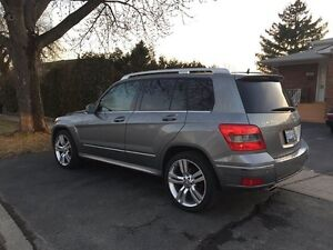 2011 Mercedes-Benz GLK 350 - Finance takeover