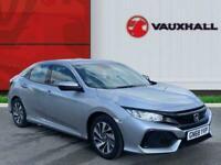 2018 Honda Civic 1.0 Vtec Turbo Se Hatchback 5dr Petrol s/s 126 Ps Hatchback PET