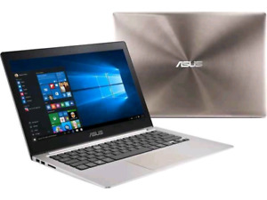 "ASUS Zenbook i7 12g RAM 512gSSD 13.3"" UHD Touch display"