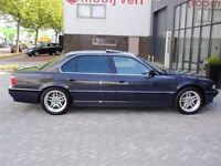 """""""WANTED"""" 2001 BMW 7-Series 740iL Sedan FOR PARTS"""