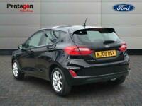 2018 Ford Fiesta 1.0t Ecoboost Gpf Zetec Hatchback 5dr Petrol Manual s/s 100 Ps