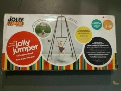 Jolly Jumper Super Stand Active Baby