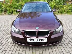 BMW 320i SE 2.0 Litre Petrol. 6 speed manual gearbox. FSH