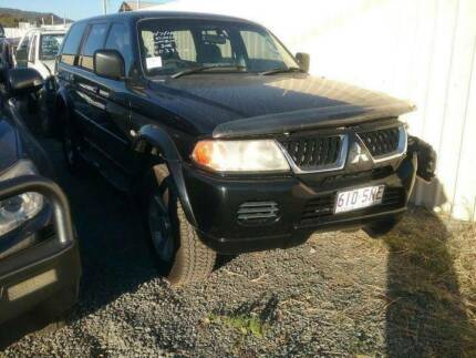Parting out - 2005 Mitsubishi Challenger Rockyview Rockhampton Surrounds Preview