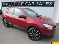 2013 Nissan Qashqai 1.6 dCi 360 (s/s) 5dr Diesel red Manual